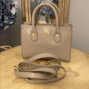 Small Emma Fox leather purse